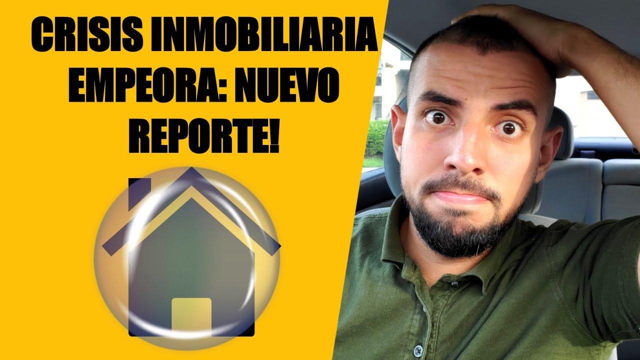 Download CRISIS INMOBILIARIA EMPEORA! NUEVO REPORTE: AUMENTA EL PRECIO PROMEDIO DE PROPIEDAD!