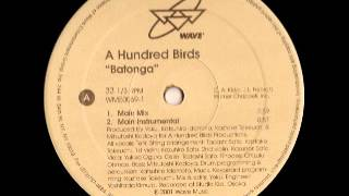 A Hundred Birds - Batonga.