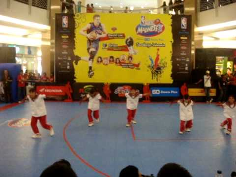 NIA In GITMA DANCER Syania Mega Octariyandra Dance Activity With Gitma Dancer