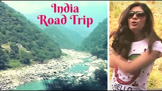 Road Trip India - Kullu Manali, Himachal & Delhi - Travel Vlog