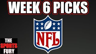 NFL Week 6 Picks