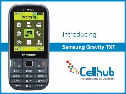 Samsung Gravity TXT T379 Full Technical Review - GSMArc.com