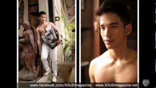J O U R N E Y feat Karn Munanun in SOLID Magazine Vol.4 (Summer Edition/ March 2013) Thumbnail
