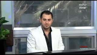MBC - 7-October  2012 Wassim Sabouni   George Madi