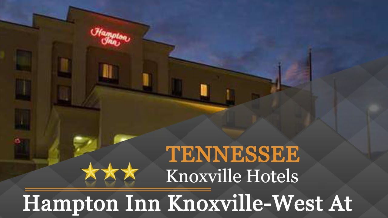 Hampton Inn Knoxville-West At Cedar Bluff - Knoxville Hotels ...