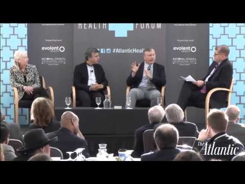 Care Gone Digital / The Atlantic Health Forum