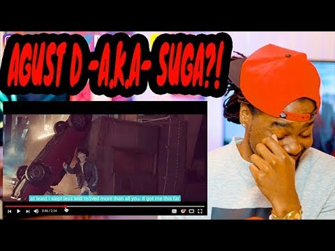 Free Download Black Guy Reaction To Agust D 'give It To Me' | Mv Mp3 dan Mp4