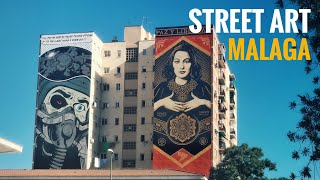 Street Art Malaga (Spain) documentary