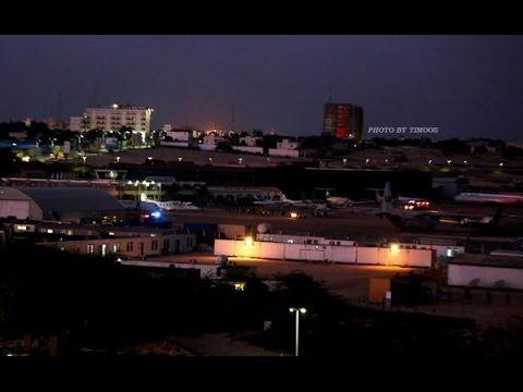 Somalia THE NIGHT LIFE OF MOGADISHU