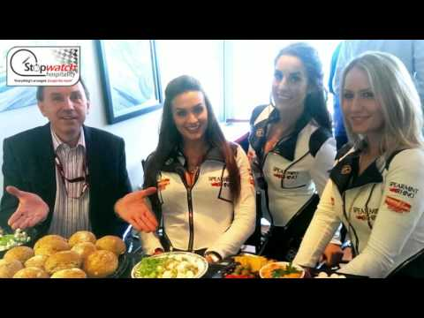 British Superbikes Hospitality: the Stopwatch Package