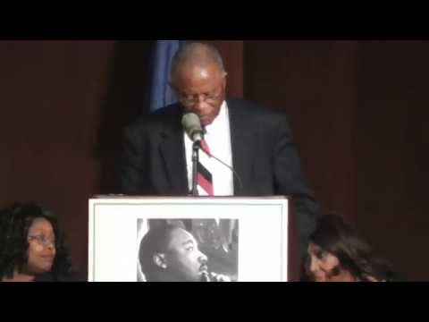 Fred Gray keynote speaker   -  Civil Rights Attorney, Preacher and Activist
