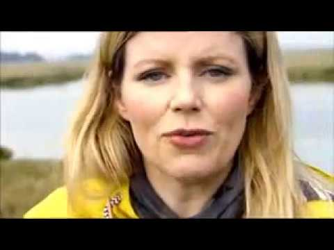 Hamford National Water Reserve.  BBC Countryfile