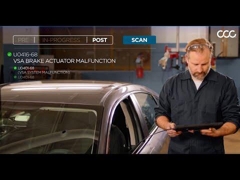 CCC Diagnostics | Streamline Body Shop Vehicle Repair Scanning