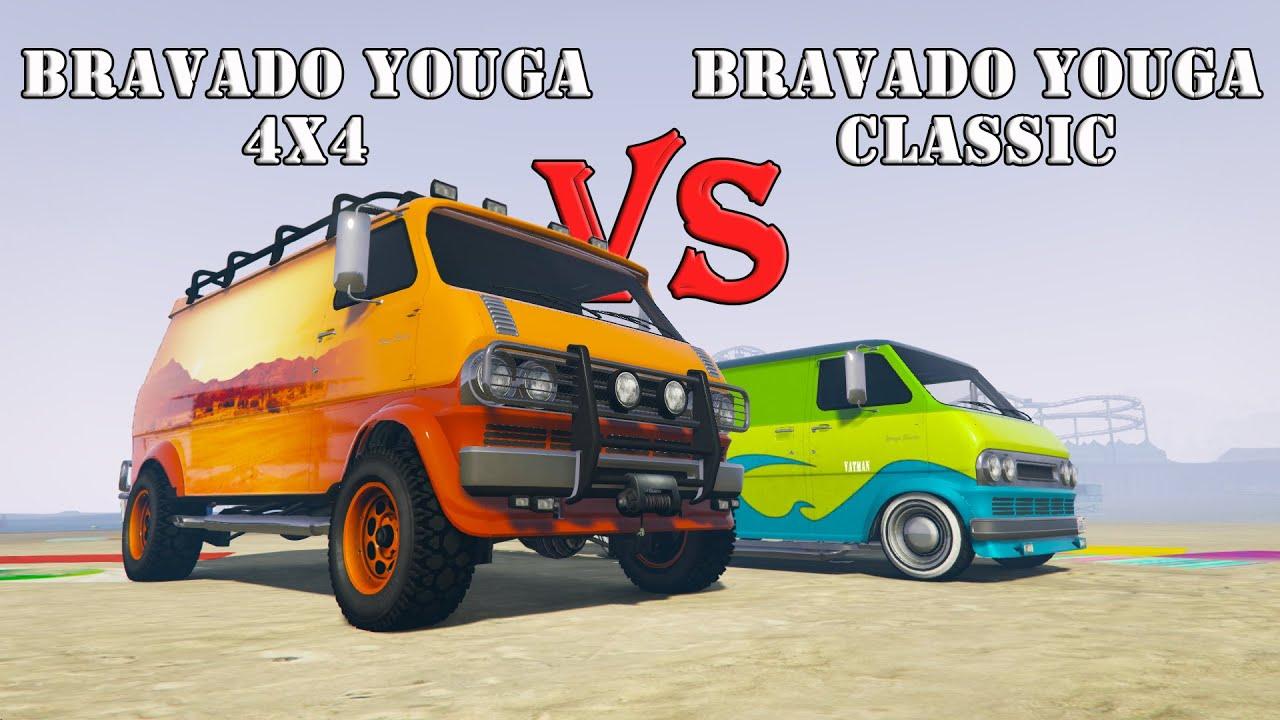 Bravado Youga 4x4 VS Bravado Youga Classic. Обзор нового фургона и сравнение со старым.