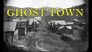 METAL DETECTING at an 1850's GHOST TOWN | Colorado metal detecting