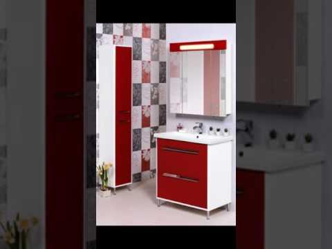 Мебель для ванной комнаты от фабрики Мойдодыр