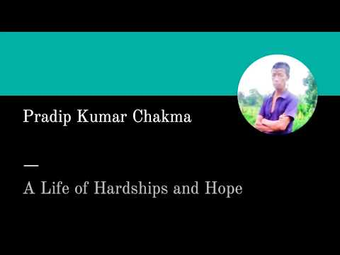 A life of hardships and hope