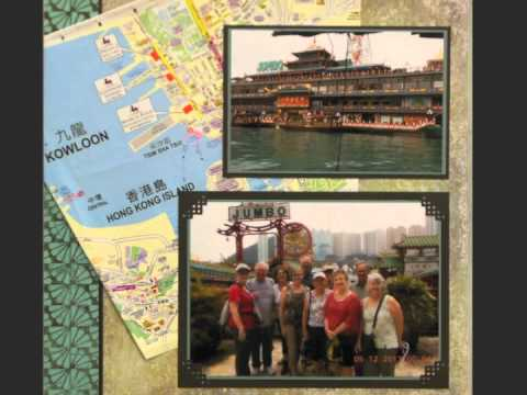 China Tour video by Ms. Lyn Kay Mowafy
