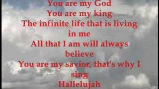 Play Hallelujah