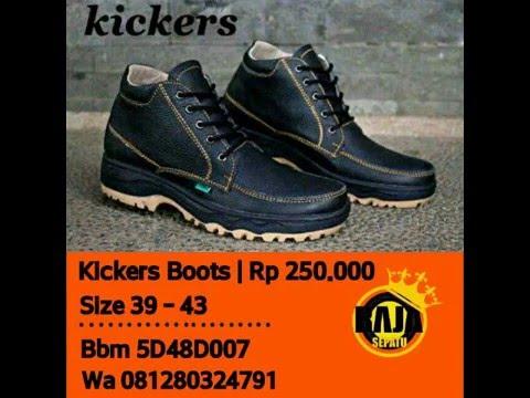 Sepatu Kickers Boot Murah Dan Terbaru 2014 Newsepat