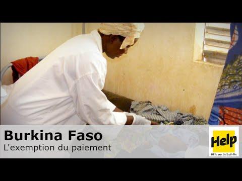 Burkina Faso: l'accès universel aux soins de santé (version longue)