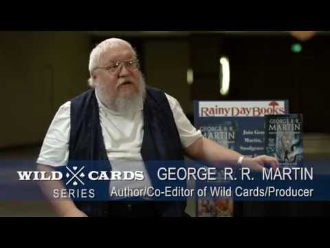 Wild Cards the Universe and High Stakes the Novel with George R R Martin