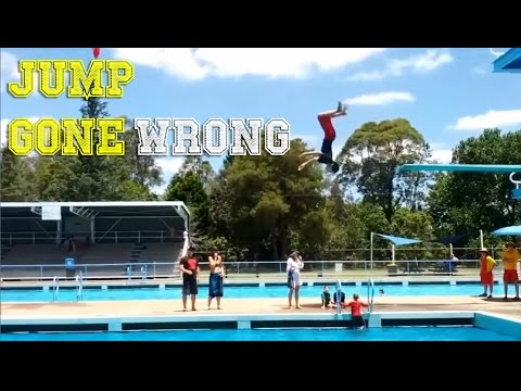 Download Youtube: JUMP INTO WATER GONE WRONG fails pt.2 [FailForceOne]