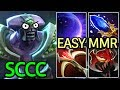 SCCC [Faceless Void] Say goodbye to your MMR 7.15 Dota 2