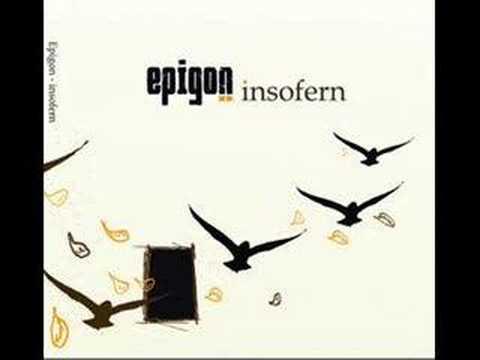 Epigon - insofern - 03 - Geschichte Schreiben