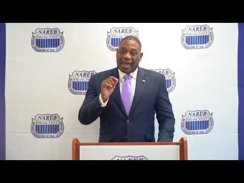 NAREB President Williams Remarks On The 2020 Census Update On Black Homeownership Rates
