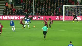 IDRISSA GANA GUEYE: GOAL AGAINST BOURNEMOUTH