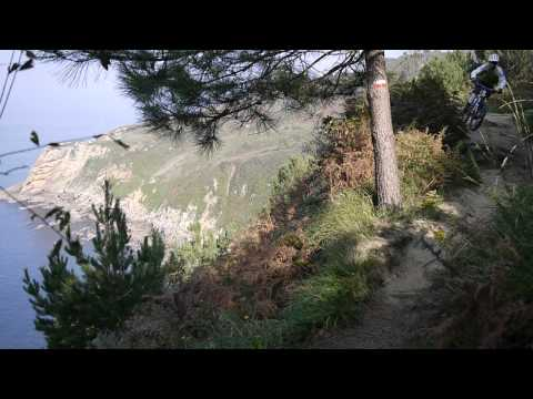 Mellow Mountain Bike Days on the Basque Coast of Spain
