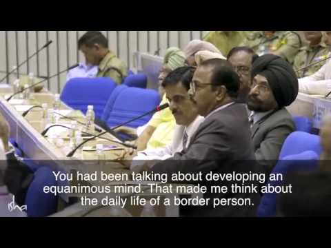 Sadhguru on Border Stress- In Conversation With The Mystic- BSF & Sadhguru
