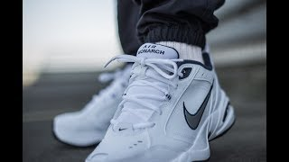 NIKE AIR MONARCH  4 ( Обзор Спортивных кроссовок)