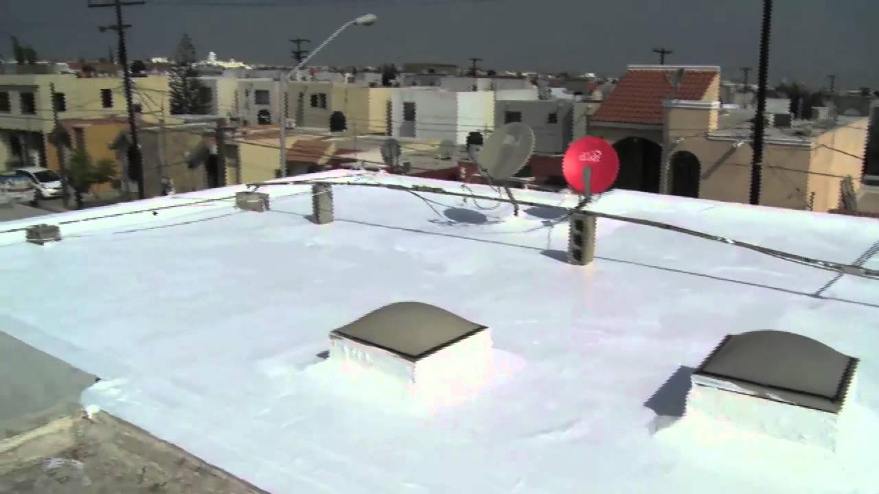 Black Jack Roof Coating Spanish México   YouTube