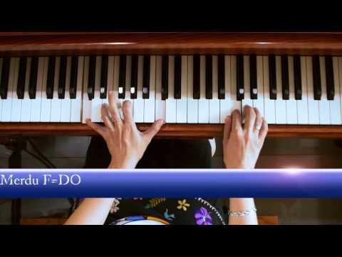 Gembala Baik Bersuling Nan Merdu F=DO(Piano)