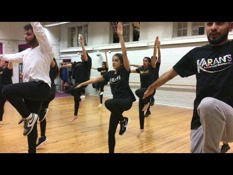 Befikre Dance | Karan Pangali | Bollywood Masterclass