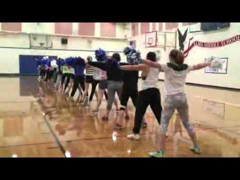 Elma High School Drill Second Performance