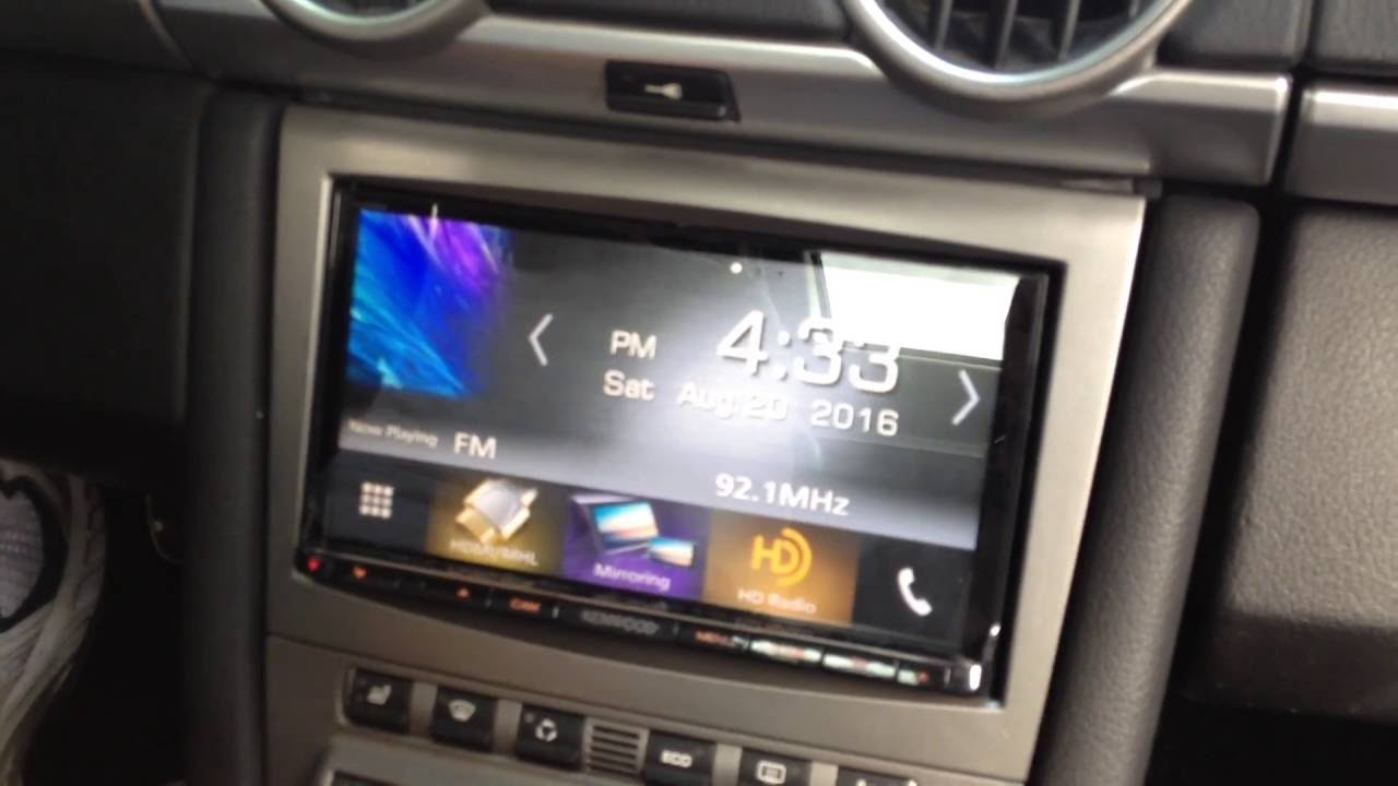 Kenwood Car Stereo Ddx9903s Change Startup Splash Screen