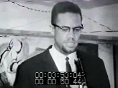 Malcolm X: The Centers of Power