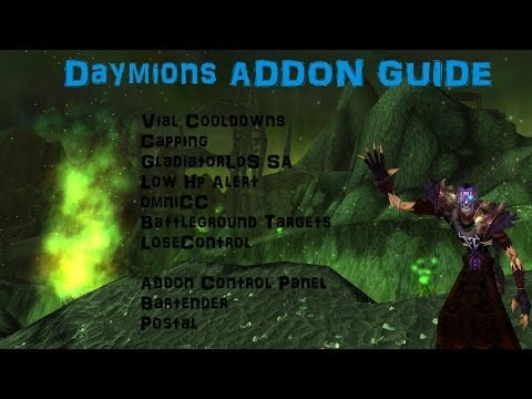 Daymions PvP Addon
