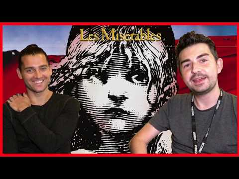 Bradley Jaden talks all things Les Miserables