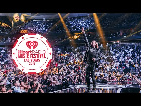 Morris Knight - Def Leppard Totally ROCKED Us At Our iHeart Radio Music Festival!