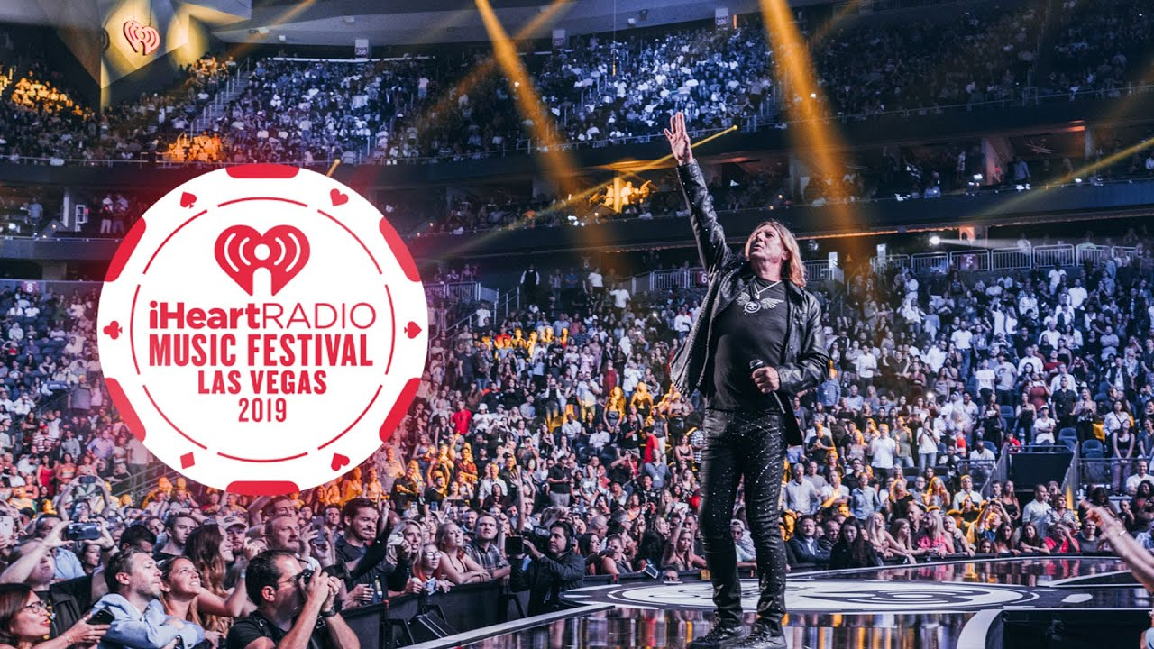 I Heart Radio Music Festival 2020.Pour Some Sugar On Me Live At Iheartradio Festival 2019 Def Leppard