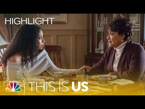 Beth Makes Peace with Her Mom - This Is Us (Episode Highlight - Presented by Chevrolet)