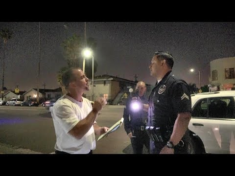 HOW TO STOP POLICE RETALIATION