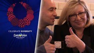 Marie Myriam - La Frenchie Interview - La Fille du Ribatejo - Eurovision 2017