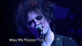 The Cure - Out of this World (with lyrics)