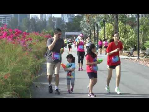 Marina Run 2014 @ Gardens by the Bay
