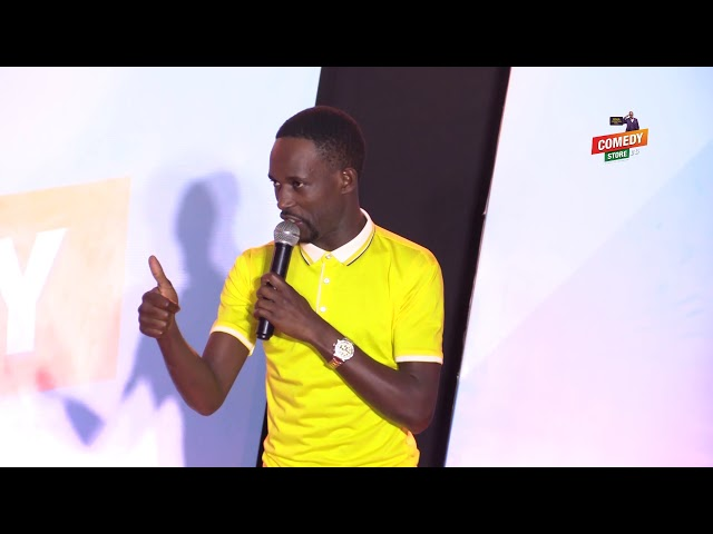 Alex Muhangi Comedy Store Jan 2019 - Mc Mariachi (Basama Edition)